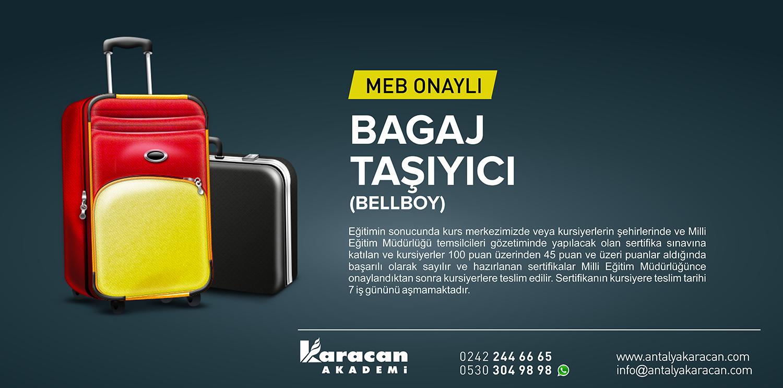 Antalya Bagaj Taşıyıcısı Kursu - 0 242 244 66 65
