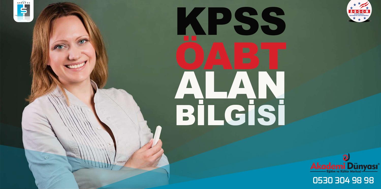 Antalya KPSS-ÖABT Kursu