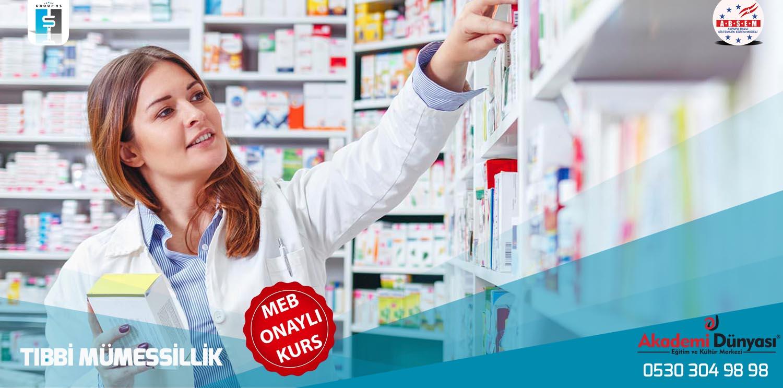 M.E.B. Onaylı Tıbbi Mümessillik Kursu