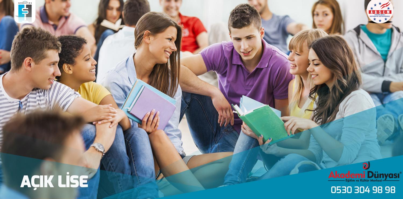 Antalya Açıköğretim Kursu