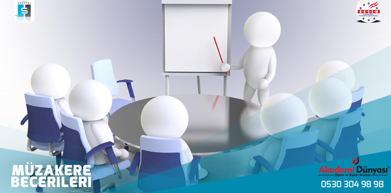 Müzakere Becerileri Eğitimi