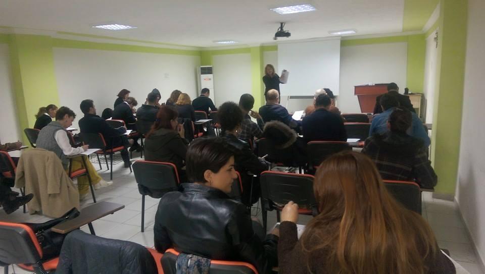 Karacan Akademi-Eğitimcinin Eğitimi Seminerinden Kareler..