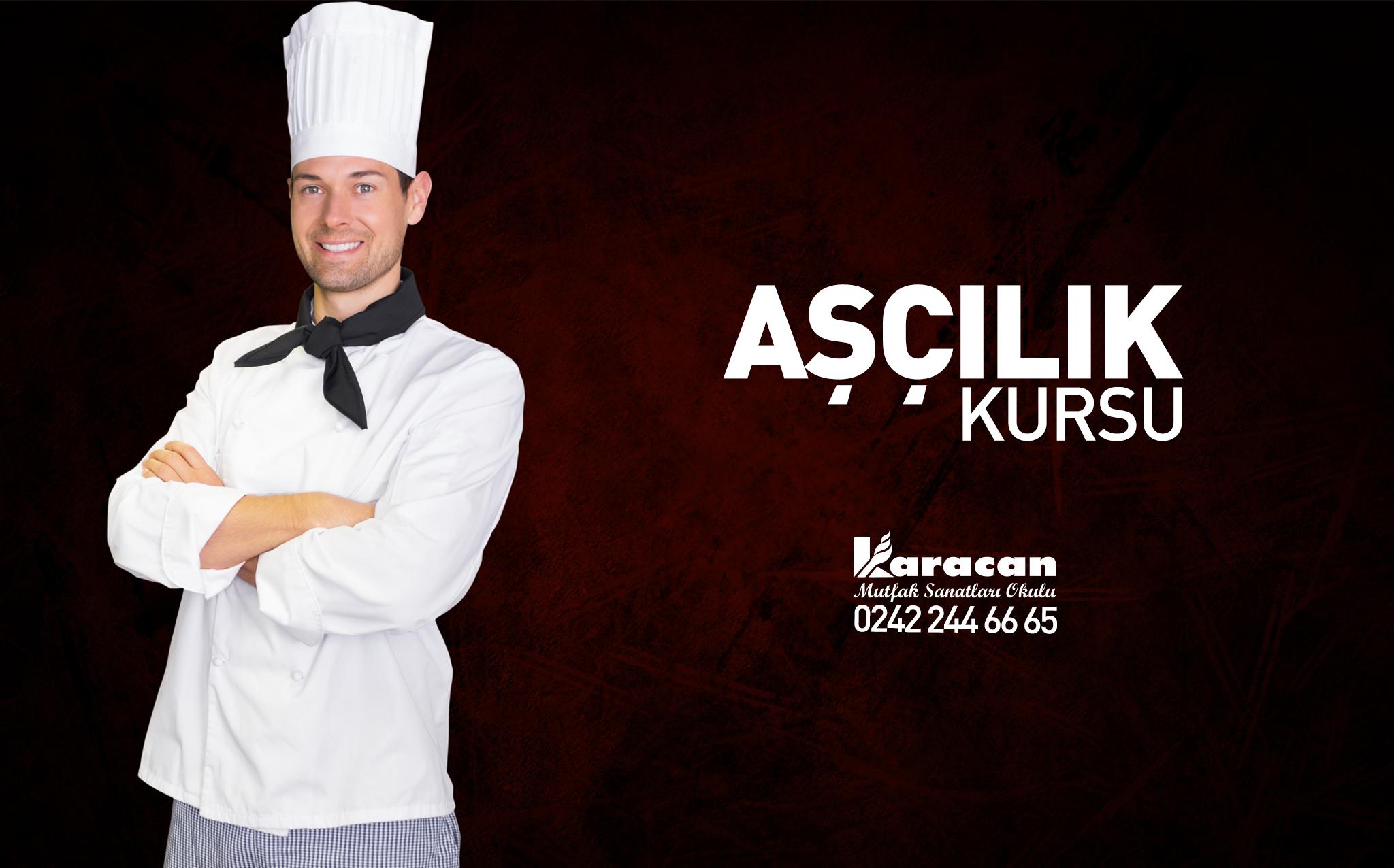 Bitlis Aşçılık Pastacılık Kursu - 0 242 244 66 65